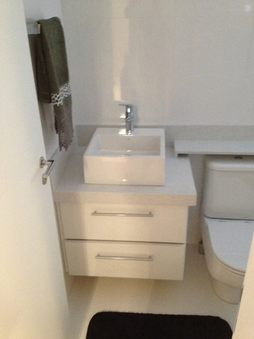 Lavabos Banheiros Estilos